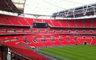 Wembley i Old Trafford najbardziej cenione w czasie pandemii
