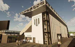Nowy Sącz: Jest decyzja, jest wykonawca, będzie nowy stadion Sandecji