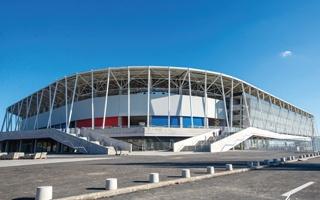 Bukareszt: Stadionul Steaua formalnie ukończony