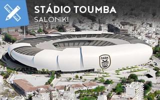 Nowy projekt: PAOK Saloniki planuje budowę nowego stadionu