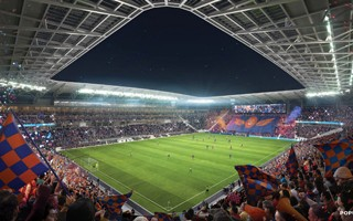 USA: FC Cincinnati od marca na nowym stadionie