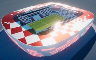 Zagrzeb: Problemy Chorwacji ze stadionem narodowym