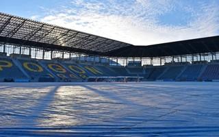 Szczecin: Trybuny spóźnione, ale w końcu są
