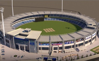 Afganistan: Zatwierdzono grunty pod nowoczesny stadion do krykieta w Kabulu