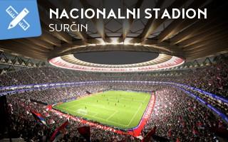 """Nowy projekt: Wielki sen Vučicia – """"serbskie Wembley"""""""