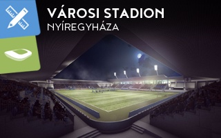 Nowy stadion & projekt: Wybrano wykonawcę obiektu w Nyíregyházie