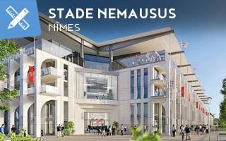 Nowy projekt: Stade Nemausus czerpiący ze starożytności