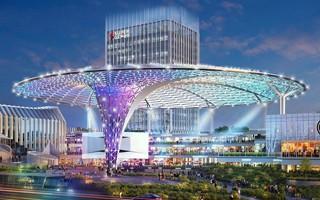 Przełomowy, odkryty stadion do esportu w Szanghaju