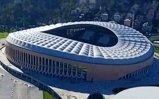Turcja: Zbliża się otwarcie orzechowego stadionu w Giresun
