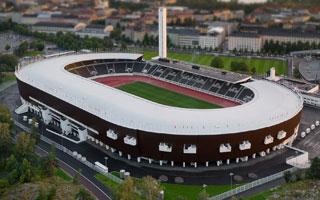 Helsinki: Stadion olimpijski cieszy, koszt boli