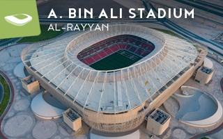 Nowy stadion: Ahmad bin Ali Stadium – jak pustynna wydma