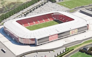 Szkocja: Aberdeen zbuduje stadion na plaży?!