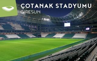Nowy stadion: Orzech z Giresun już otwarty