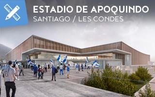 Nowy projekt: Universidad Católica ogłasza przebudowę stadionu
