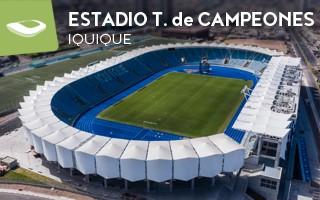 """Nowy stadion: Czy nowa """"Ziemia Mistrzów"""" to najnowocześniejszy stadion w Chile?"""