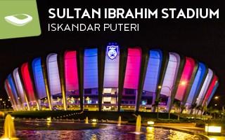 Nowy stadion: Czwarty dom tygrysów z Malezji