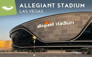 Nowy stadion: Gwiazda śmierci wylądowała w Vegas