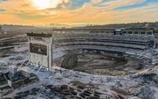 USA: Ostatnie dni SDCCU Stadium, trwa rozbiórka