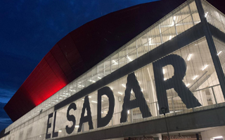 Hiszpania: Nowe El Sadar wkrótce w pełnej krasie