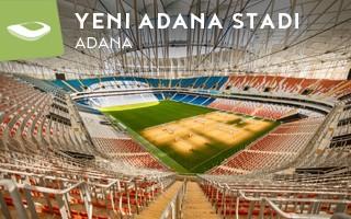 Nowy stadion: Stadion w Adanie oddany po 7 latach budowy