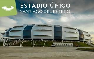 """Nowy stadion: Argentyński """"cylinder"""" otwarty z pompą"""