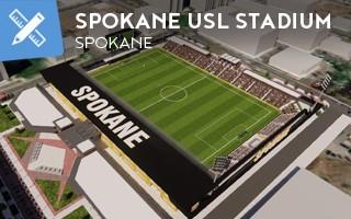 Nowy projekt: Stadion szansą na profesjonalną piłkę w Spokane