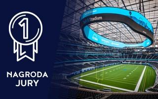 Stadium of the the Year: SoFi Stadium z Nagrodą Jury!