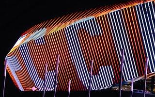 USA: FC Cincinnati chwali się multimedialną fasadą nowego stadionu