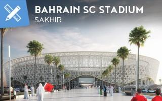 Bahrajn: Tor Formuły 1 już jest, teraz czas na stadion