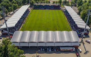 Legnica: Stadion niezdolny do instalacji elektrowni słonecznej