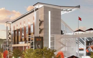 Oregon: Darczyńcy pomagają ukończyć Reser Stadium