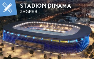 Nowy projekt: Dinamo ujawnia wygląd nowego Maksimiru