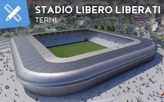 Nowy projekt: Ambitne plany włoskiej Ternany