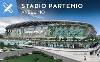 Nowy projekt: Avellino celuje w czołówkę stadionową