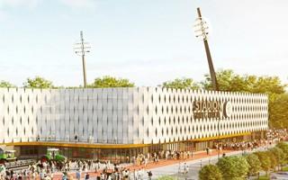 Czechy: Budowa stadionu pod lizakami w Hradcu Králové zatwierdzona