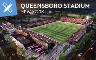 Nowy projekt: Pierwszy profesjonalny stadion w Nowym Jorku