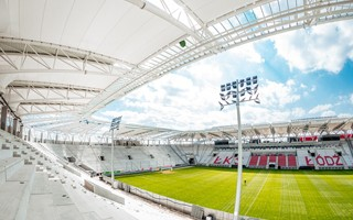Łódź: Król zostanie patronem stadionu ŁKS?