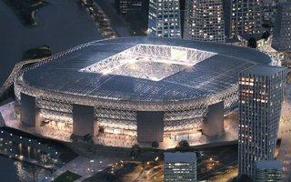 Rotterdam: Ważne kroki do nowego stadionu dla Feyenoordu