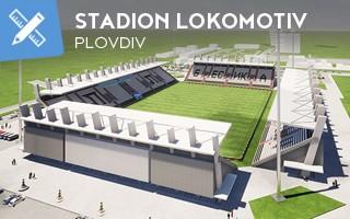 Nowy projekt: Drugi stadion w Płowdiw wkrótce w budowie