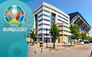 Euro 2020: Kopenhaga chce podnieść pojemność