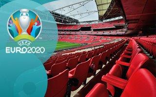 Euro 2020: Kibic spadł z trybuny, w ciężkim stanie