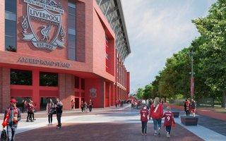 Liverpool: Zgodnie z oczekiwaniami, można budować!