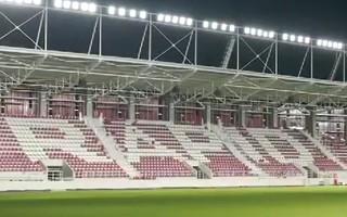 Bukareszt: Stadion Rapidu pięknieje, ale opóźnienie jest spore