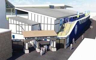 Portsmouth: Plan czteroletni dla Fratton Park