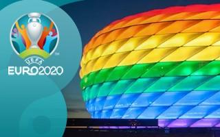Euro 2020: UEFA nie zgodziła się na tęczowe Monachium, ale tęcza będzie
