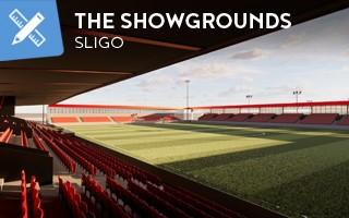 Nowy projekt: Nowy stadion Sligo Rovers na stulecie klubu?