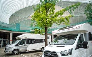 Wrocław: Stadion idealny dla kamperów