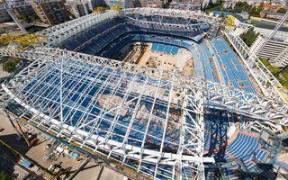 Madryt: Kluczowe wyzwanie na budowie Bernabéu pokonane