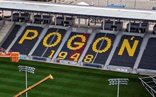 Szczecin: Spokój Pogoni, UEFA dopuszcza 9-tysięcznik