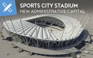 Nowy projekt: Olbrzym w nowej stolicy Egiptu